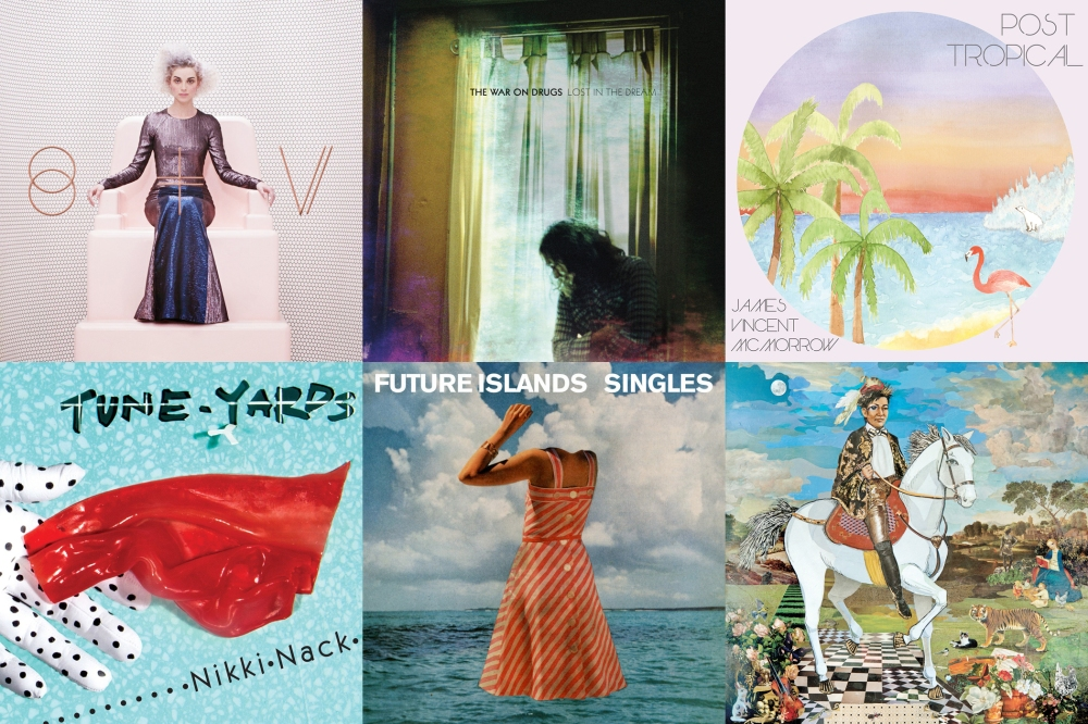 Hobos Mid-Year Top Albums